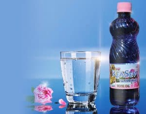 ReaSevt rose water for drinking - natural