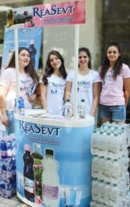reasevt water